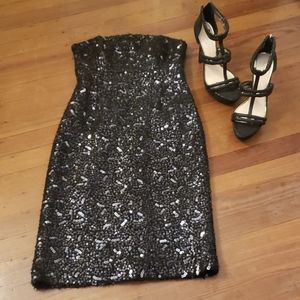 Banana Republic Sequin Dress
